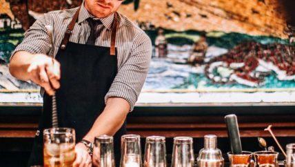 hire a cocktail bar at home Bath