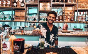 Hire A Cocktail Bartender Bath
